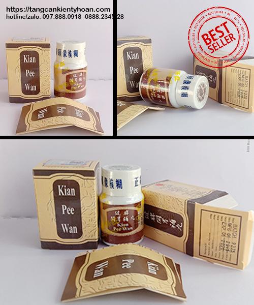Tăng cân Kiện Tỳ Hoàn - Kian Pee Wan